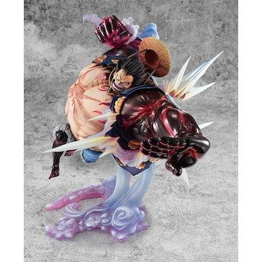 One Piece SA-Maximum Monkey D. Luffy Gear 4 (Bounce Man Ver.2) Portrait of Pirates