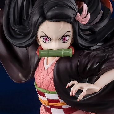 Demon Slayer: Kimetsu no Yaiba Nezuko Kamado (Blood Demon Art)