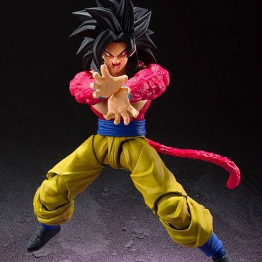 Dragon Ball GT Super Saiyan 4 Son Goku S.H.Figuarts