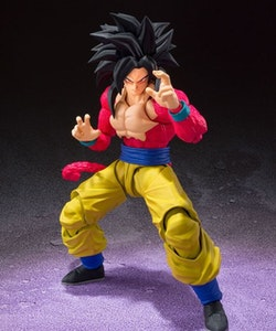 Dragon Ball GT Super Saiyan 4 Son Goku S.H.Figuarts