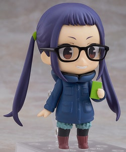 Laid-Back Camp Chiaki Ogaki Nendoroid (Rerelease)