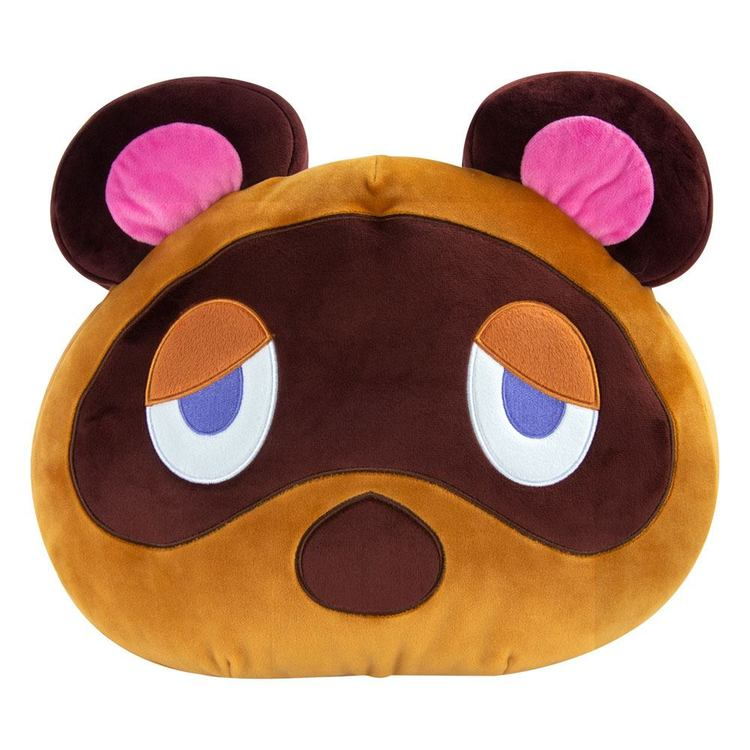 Animal Crossing Mocchi-Mocchi Tom Nook Plush