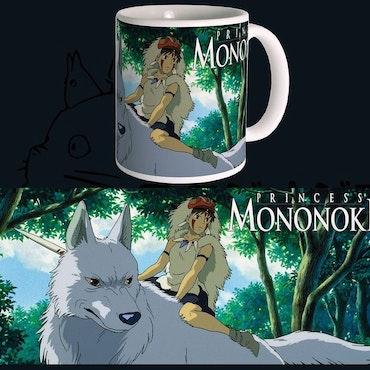 Princess Mononoke Mug 300ml
