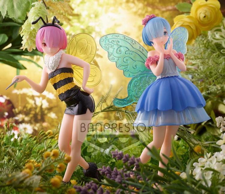 Re:Zero Ram (Fairy Elements) Espresto