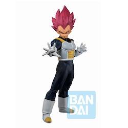 Dragon Ball Z: Fusion Reborn Super Saiyan God Vegeta (Back To The Film) Ichibansho