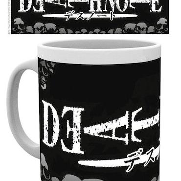 Death Note Logo Mug 300ml