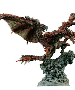 Monster Hunter Figure Builder Creator's Model Rathalos