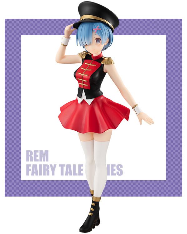 Re:Zero Fairy Tale Rem (The Nutcracker) SSS Figure