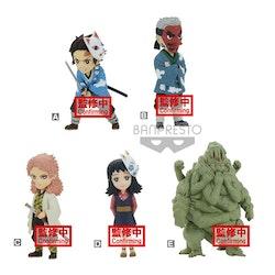 Demon Slayer: Kimetsu No Yaiba WCF Vol.1 Set of 5 Figures