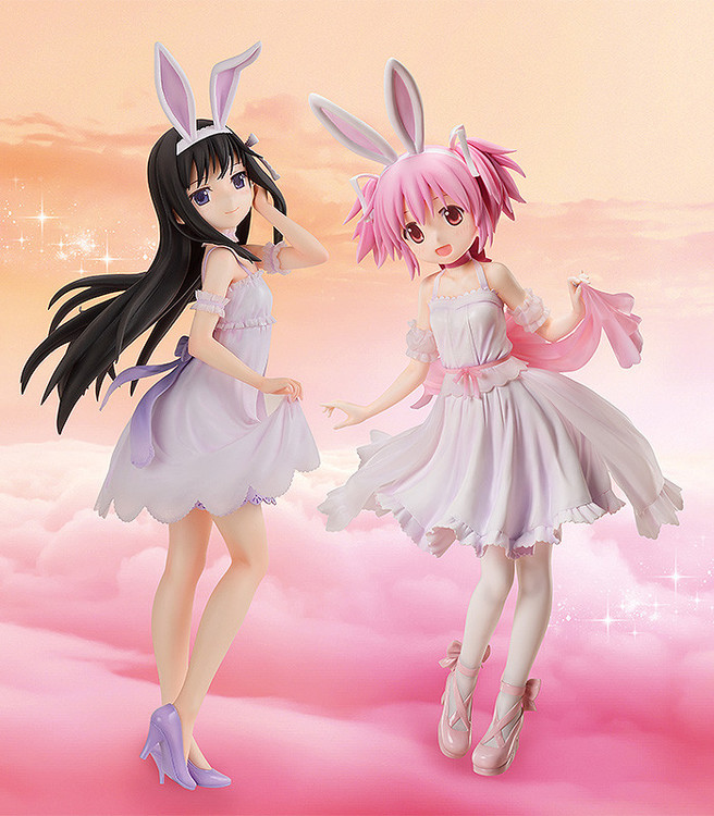 Puella Magi Madoka Magica The Movie -Rebellion- Homura Akemi: Rabbit Ears Ver.