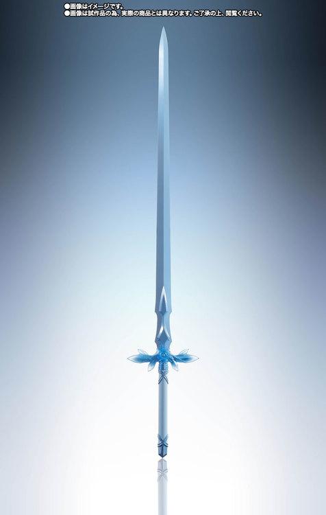 Sword Art Online The Blue Rose Sword 1/1 Scale