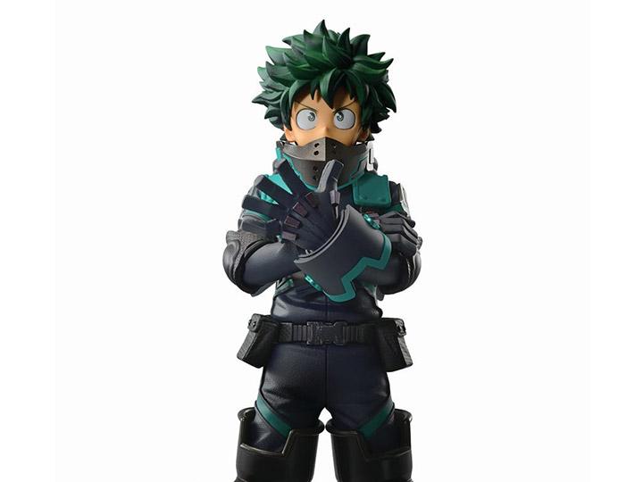 My Hero Academia Izuku Midoriya Ichibansho (The Movie World Heroes Mission)