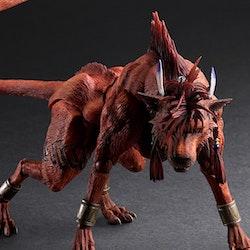 Final Fantasy VII Remake Red XIII Play Arts Kai