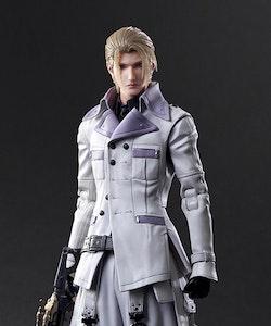 Final Fantasy VII Remake Rufus Shinra Play Arts Kai