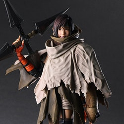 Final Fantasy VII Remake Yuffie Kisaragi Play Arts Kai