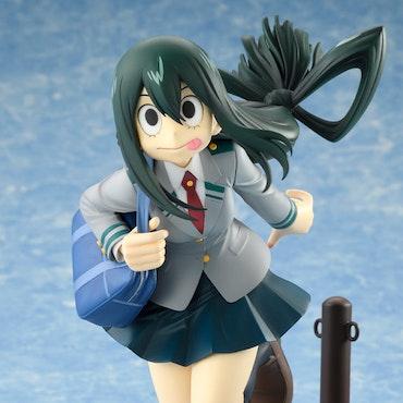 My Hero Academia Tsuyu Asui (Uniform Ver.) Konekore