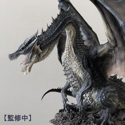 Monster Hunter Fatalis Capcom Figure Builder Creator's Model