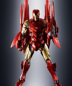 Marvel Tech-On Avengers Iron Man S.H.Figuarts