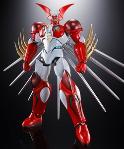 Getter Robo Arc GX-99 Getter Robot Arc Soul of Chogokin