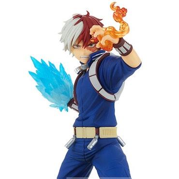 My Hero Academia Shoto Todoroki The Amazing Heroes Vol.15