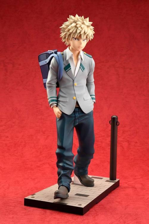 My Hero Academia Katsuki Bakugo (Uniform Ver.) Konekore