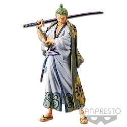 One Piece Roronoa Zoro DXF The Grandline Men Wano Kuni Vol.2  (Rerelease)