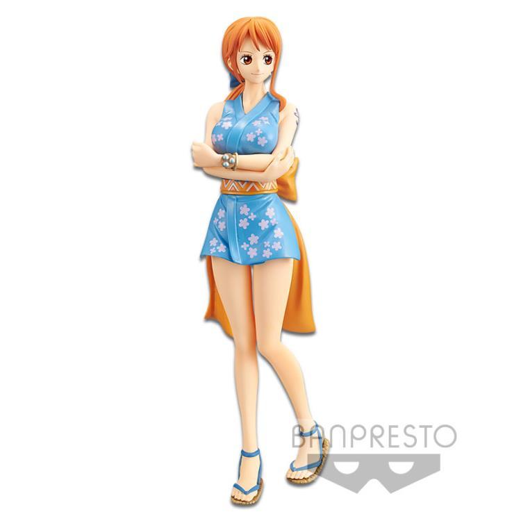 One Piece Nami DXF The Grandline Lady Wano Kunu Vol.1  (Rerelease)