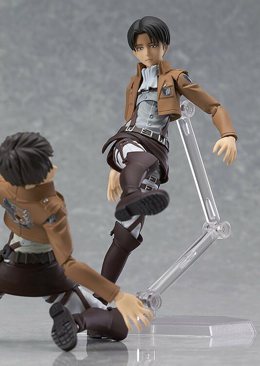 Attack on Titan Levi Figma (Rerelease)