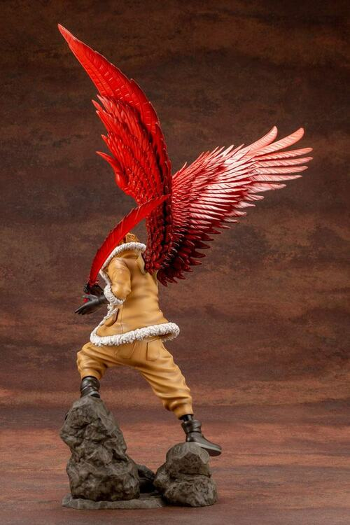 My Hero Academia Hawks Bonus Edition ArtFX J