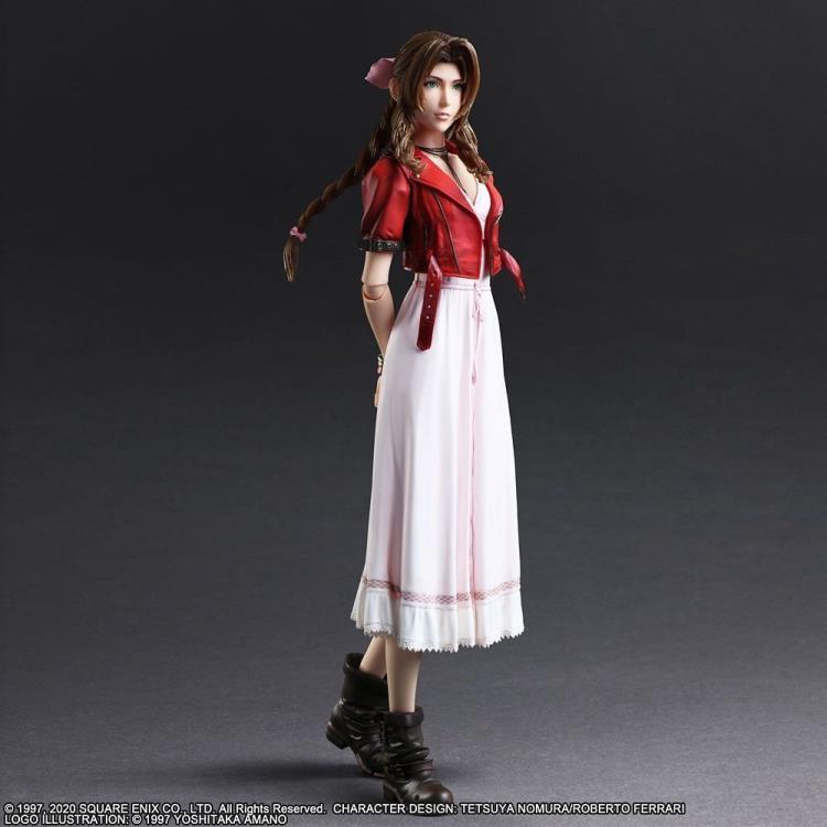 Final Fantasy VII Remake Aerith Gainsborough Play Arts Kai