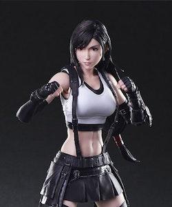 Final Fantasy VII Remake Tifa Lockhart Play Arts Kai