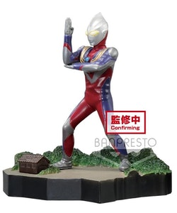Ultraman Tiga Special Effects Stagement #49