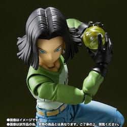 Dragon Ball Super Android 17 (Universe Survival Saga) S.H.Figuarts
