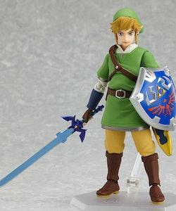 The Legend of Zelda: Skyward Sword Link Figma