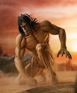 Attack on Titan Eren Yeager: Attack Titan Ver. Pop Up Parade
