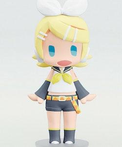 Character Vocal Series 02: Kagamine Rin/Len Kagamine Rin HELLO! GOOD SMILE