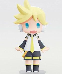 Character Vocal Series 02: Kagamine Rin/Len Kagamine Len HELLO! GOOD SMILE