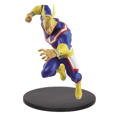 My Hero Academia All Might The Amazing Heroes Vol.5