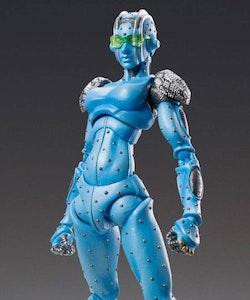 JoJo's Bizarre Adventure Stone Free (S F) Super Action Statue