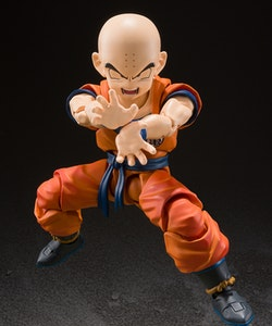 Dragon Ball Z Krillin -Earth's Strongest Man- S.H.Figuarts