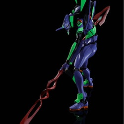 Evangelion Test Type-01 + Spear of Cassius (Renewal Color Ed.) Dynaction