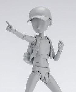 Body Kun Ken Sugimori Edition DX Set (Gray Color Ver.) S.H.Figuarts
