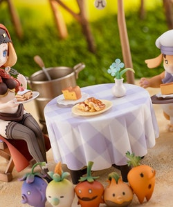 Odin Sphere: Leifthrasir Maury's Catering Service with Velvet