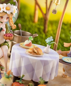 Odin Sphere: Leifthrasir Maury's Catering Service with Mercedes