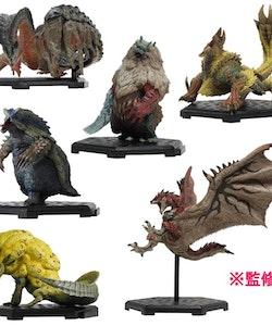 Monster Hunter Capcom Figure Builder Standard Model Plus Vol.20