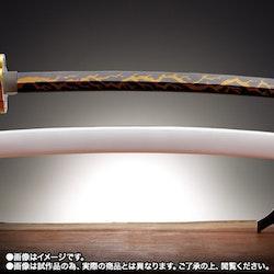 Demon Slayer: Kimetsu no Yaiba Nichirin Sword (Zenitsu Agatsuma) Proplica