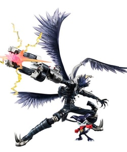 Digimon Tamers Beelzebumon & Impmon G.E.M. Series (Rerelease)