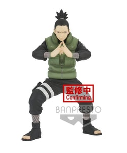 Naruto Shippuden Nara Shikamaru Vibration Stars