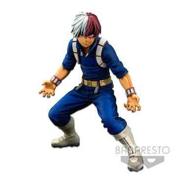 My Hero Academia Shoto Todoroki World Figure Colosseum Super Master Stars Piece (Two Dimensions)