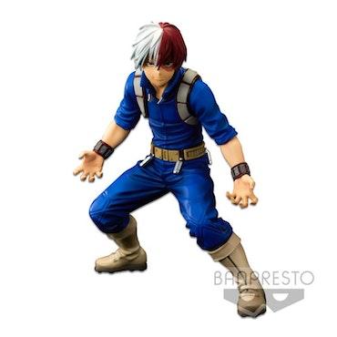 My Hero Academia Shoto Todoroki World Figure Colosseum Super Master Stars Piece (The Brush)